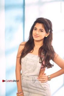 Actress Iswarya Menon Latest Poshoot Gallery  0002