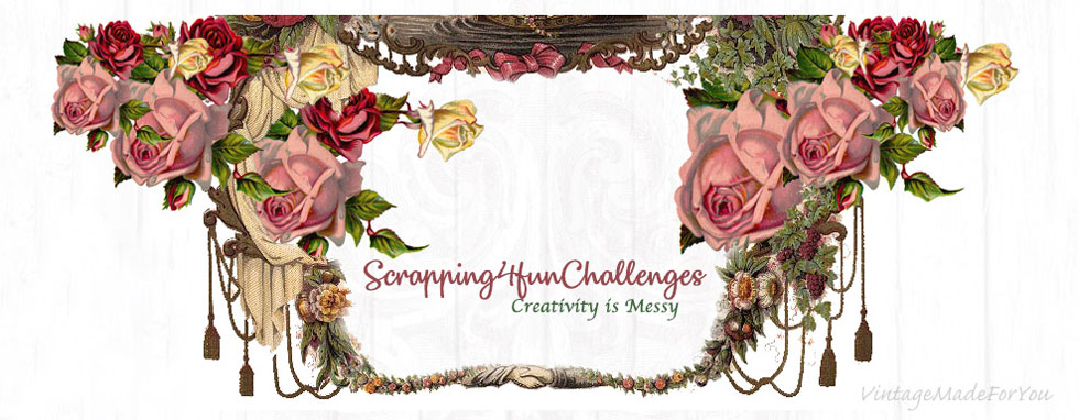 Featured Creations for Challenge 122 - August´18