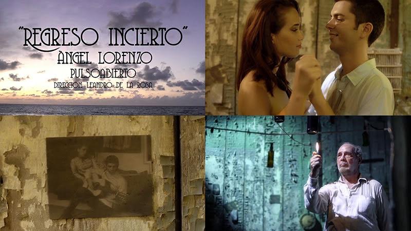 Ángel Lorenzo - ¨Regreso incierto¨ - Videoclip - Dirección: Leandro de la Rosa. Portal Del Vídeo Clip Cubano