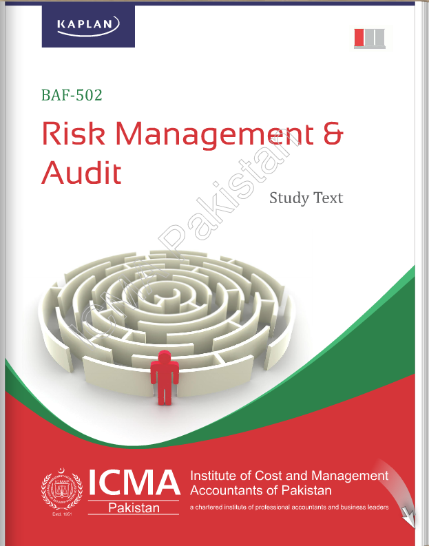 BAF-502: RISK MANAGEMENT and AUDIT