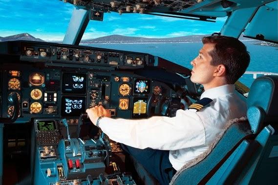 pilote à Air France