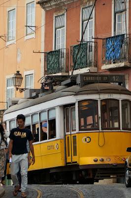Baixa-Lisbonne-Portugal
