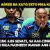 Senado Ginisa Ang PNP Tungkol Sa Drug Related…