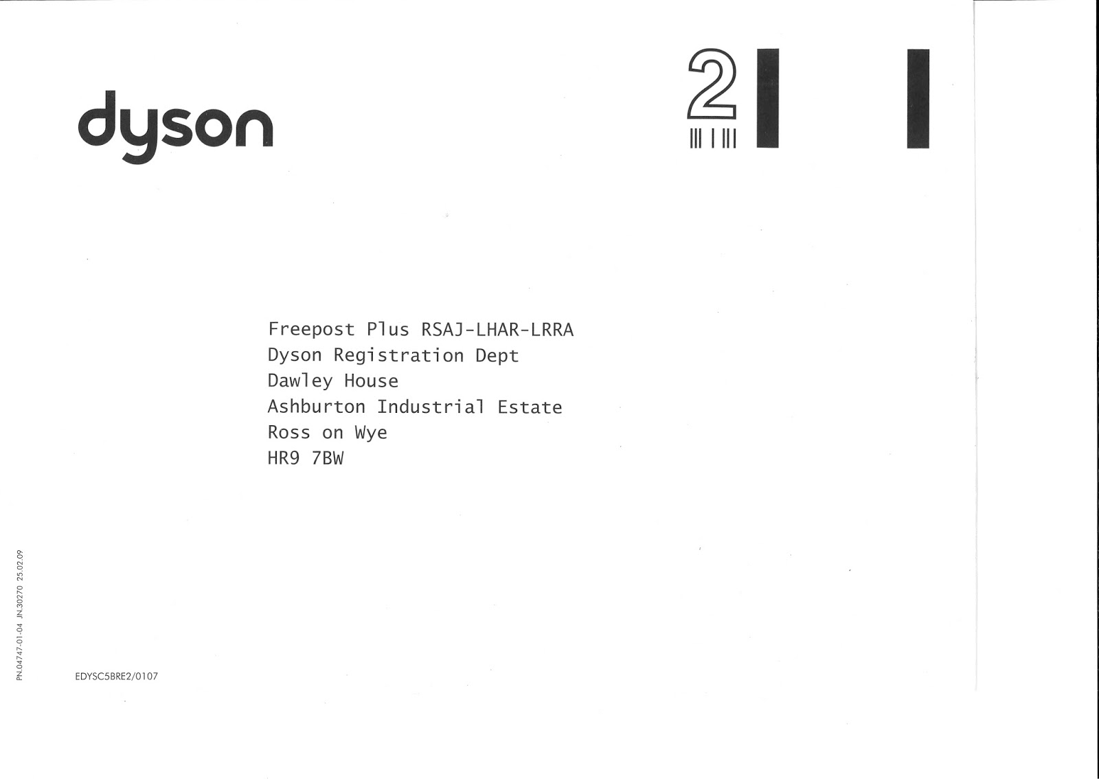 Dyson dc33 instruction manual