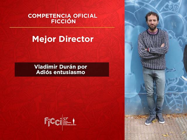 Mejor director competencia ficción
