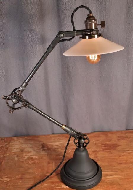 Vintage Desk Lamp