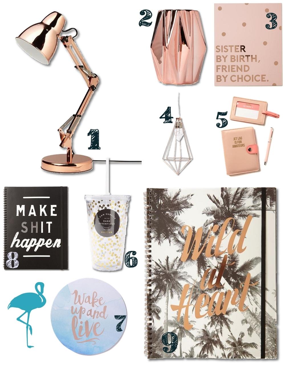 TYPO my Wishlist June - Interior and Deco Wishlist Collage 2