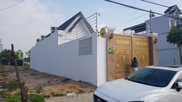 trụ sở công ty chuyển về 187 đường D8, phường Phú Tân, thành phố Thủ Dầu Một