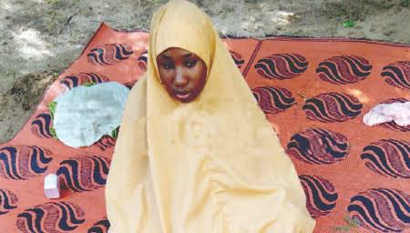 I'm Happy To Hear My Daughter's Voice — Leah Sharibu's Father