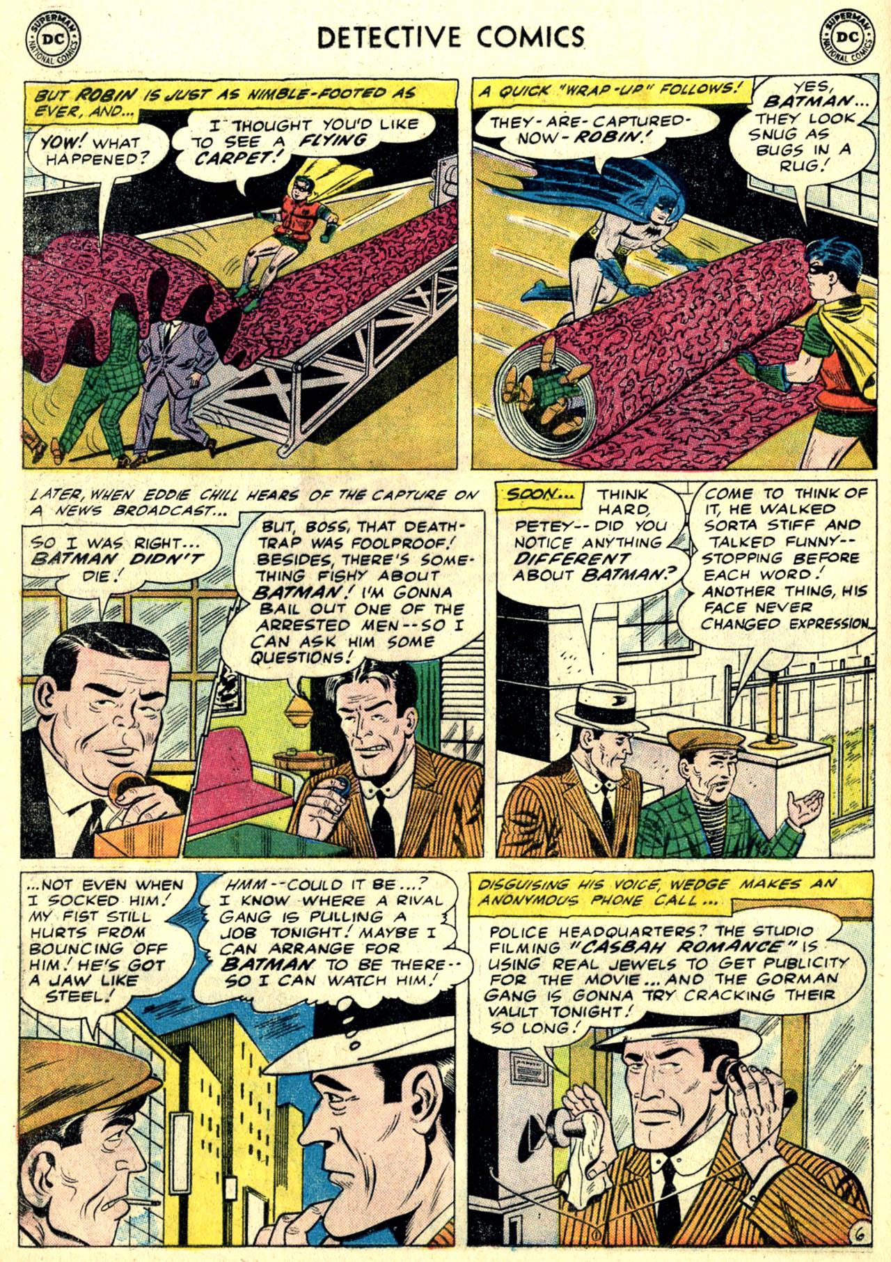 Detective Comics (1937) 281 Page 7