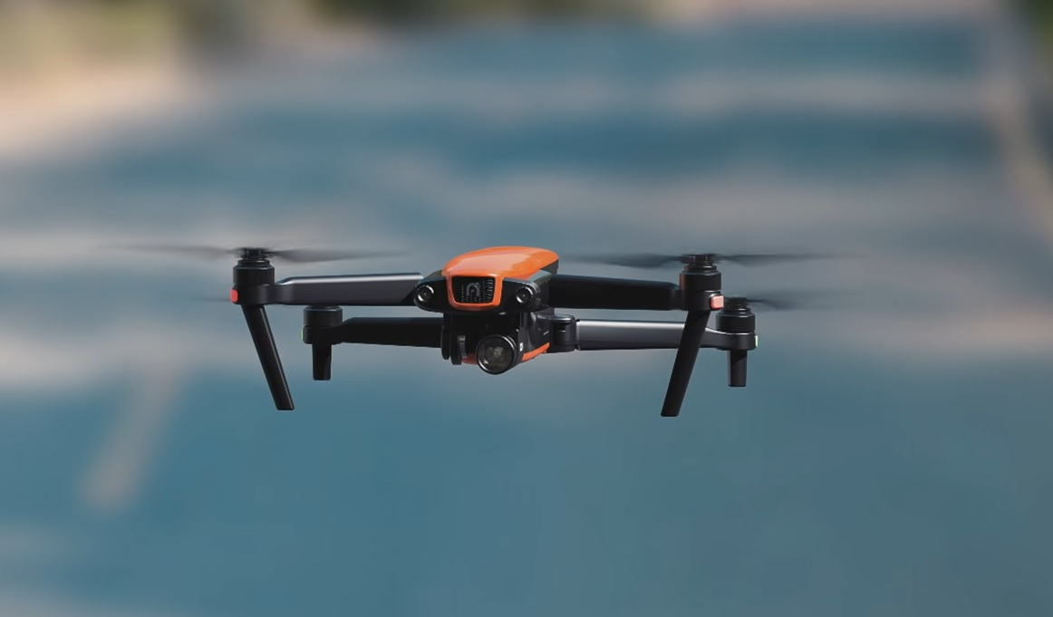 drone parrot cargo