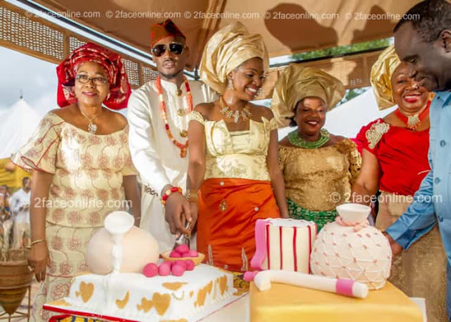 2face Idibia & wife sue for N120m over wedding photos copyright by photographer, Papilonmexy Films Studios Limited,