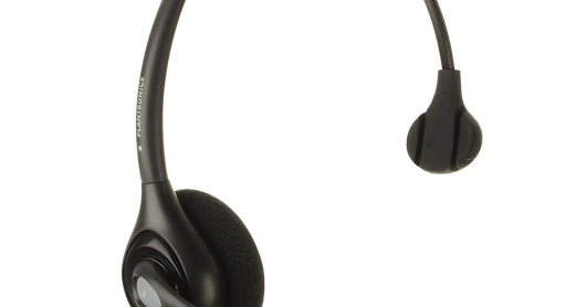 Why You Need The Plantronics HW251N Noise-Canceling Corded Headset?