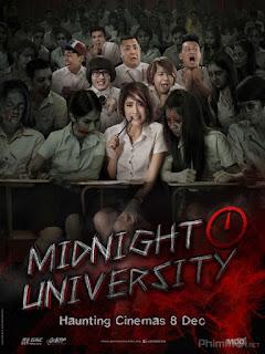 Đại Học Ma-Midnight University [HD-Vietsub]