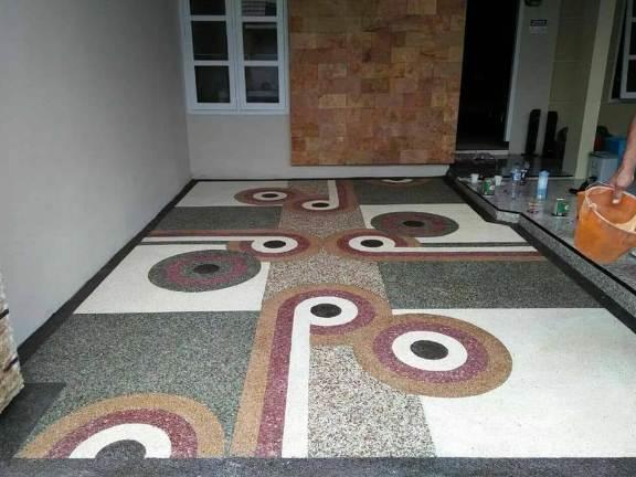 Carport Depan Rumah Minimalis type 30