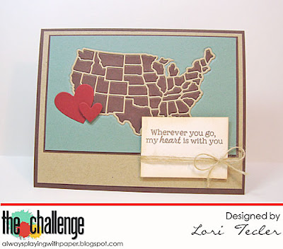 Wherever You Go card-designed by Lori Tecler/Inking Aloud-stamps and dies from SugarPea Designs