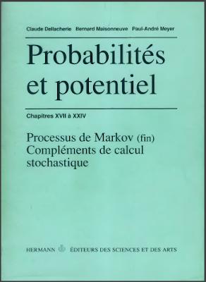 Télécharger Livre Gratuit Probabilités et Potentiel pdf