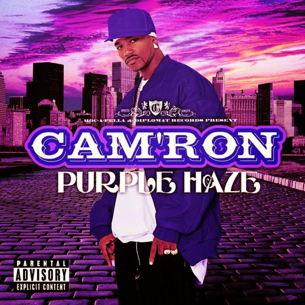 Cam'ron - Purple Haze Cover