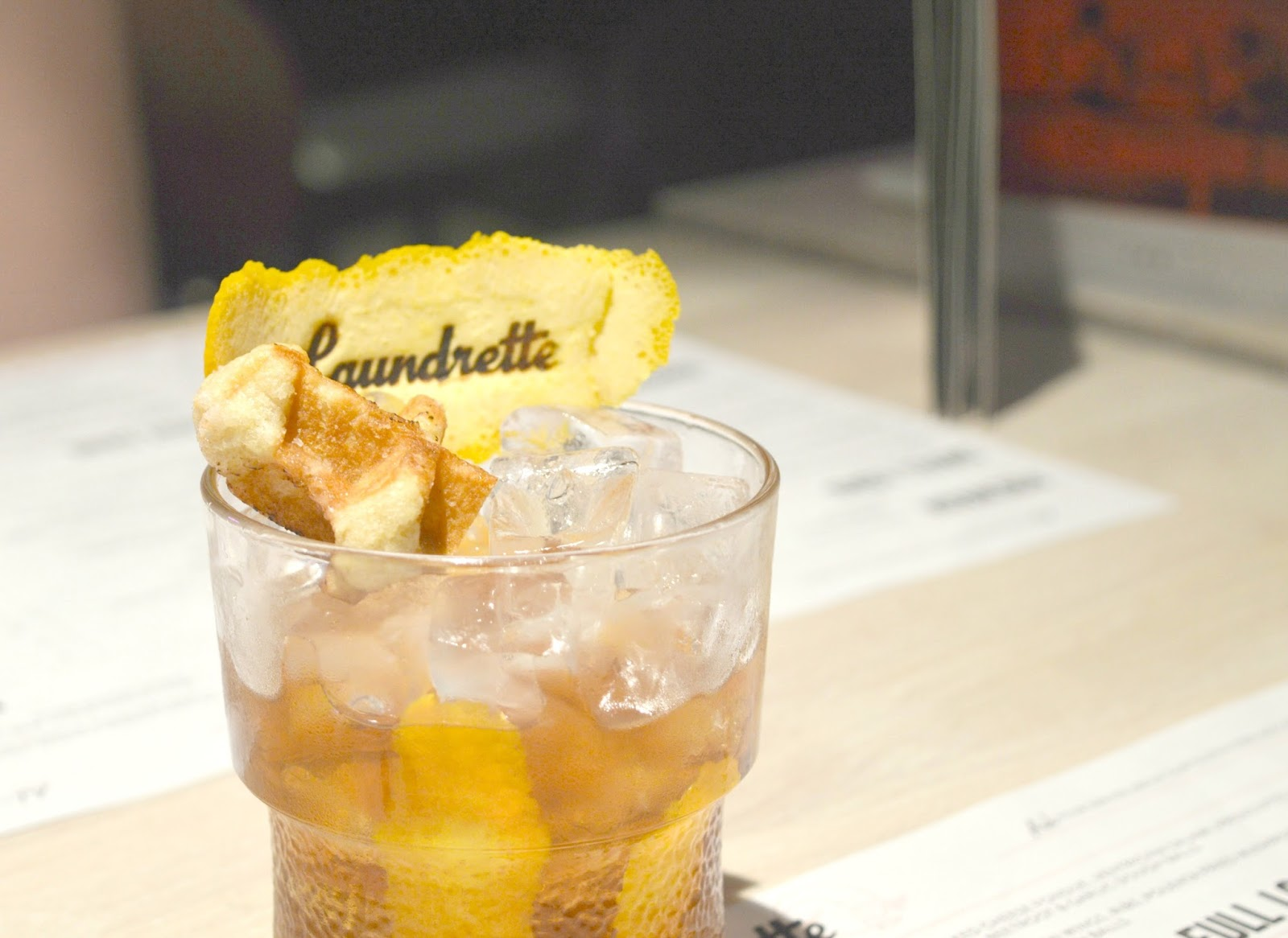 Cocktails and Carbs at The Laundrette, Newcastle