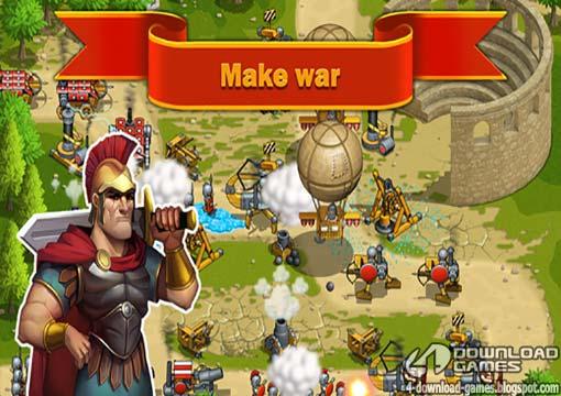 لعبة الدفاع عن اليونان Defense of Greece