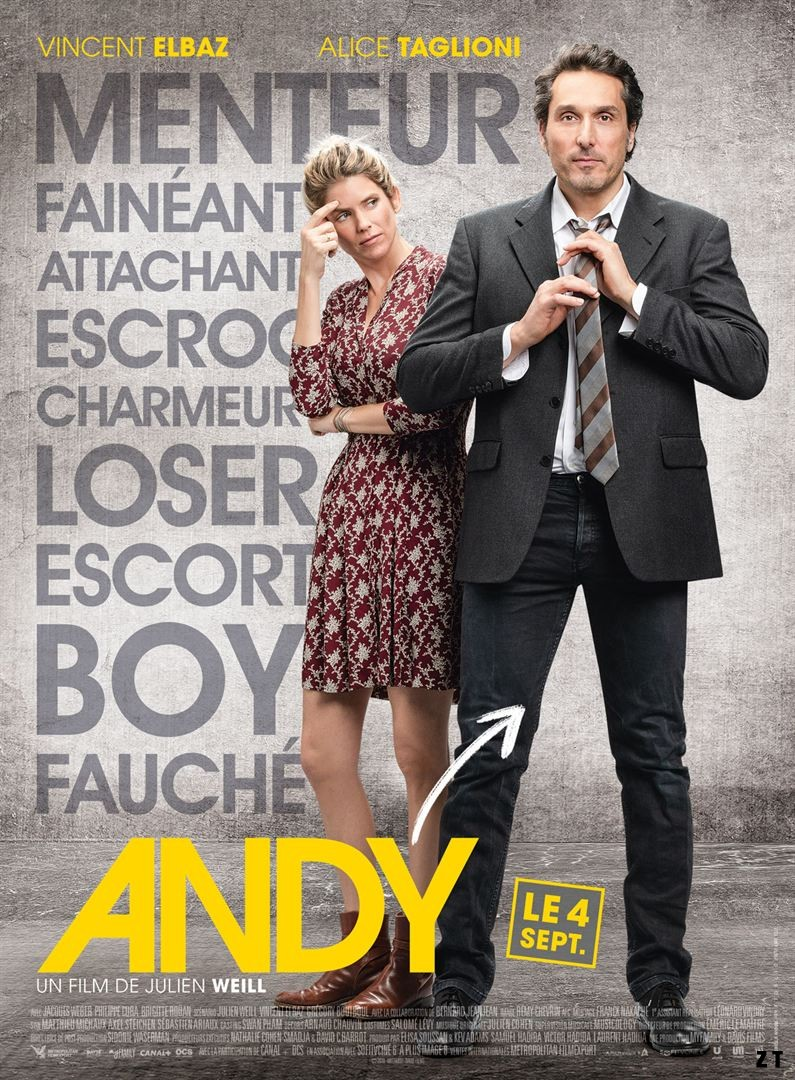 Andy [HDRip] [Streaming] [Telecharger]