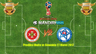 AGEN BOLA - Prediksi Malta vs Slowakia 27 Maret 2017