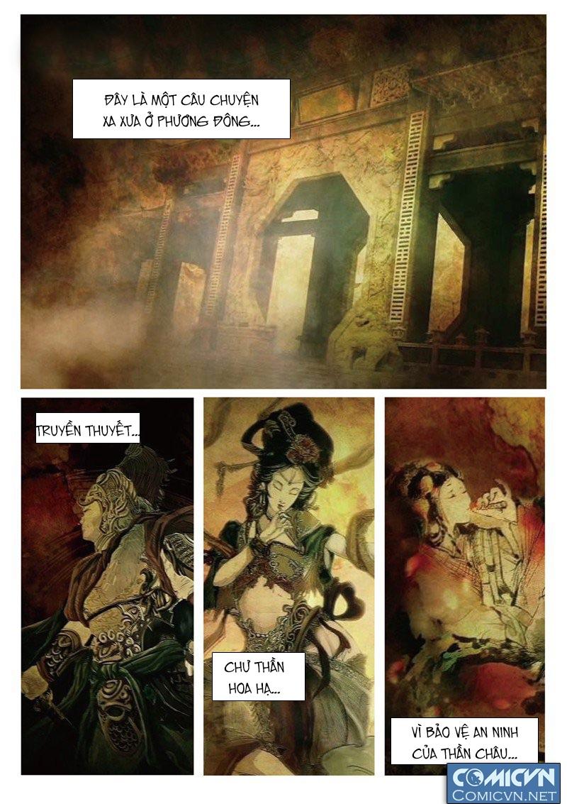 Thiên Ngọc Truyền Kỳ chap 1 - Trang 10