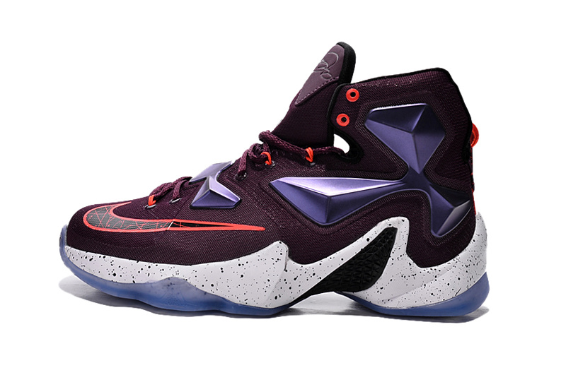 """129e23d4b979 This Nike LeBron 13 """"Written in the Stars"""" is the first color"""