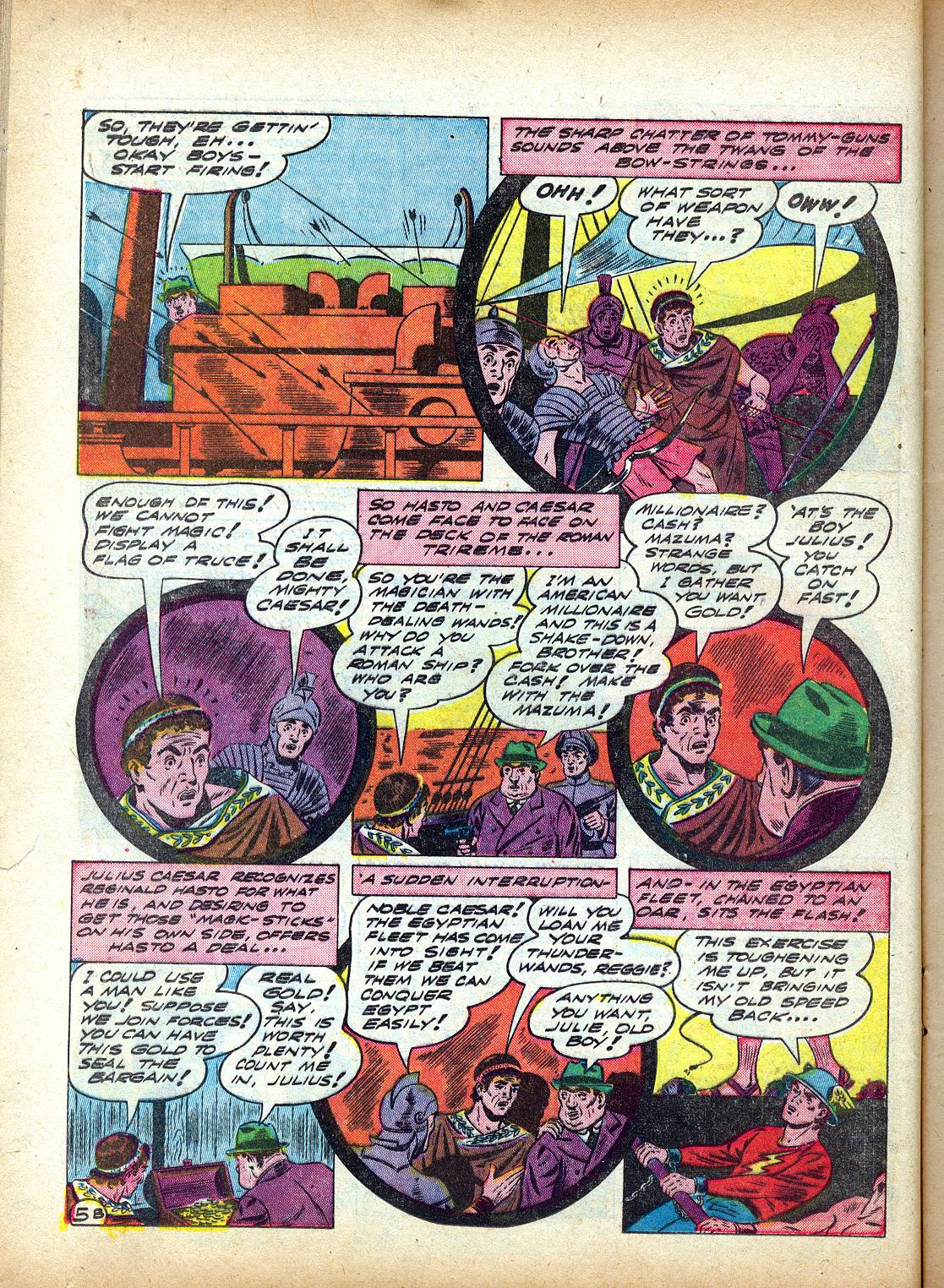 Read online All-Flash comic -  Issue #4 - 23