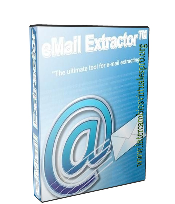 Maxprog eMail Extractor 3.7.1 poster box cover