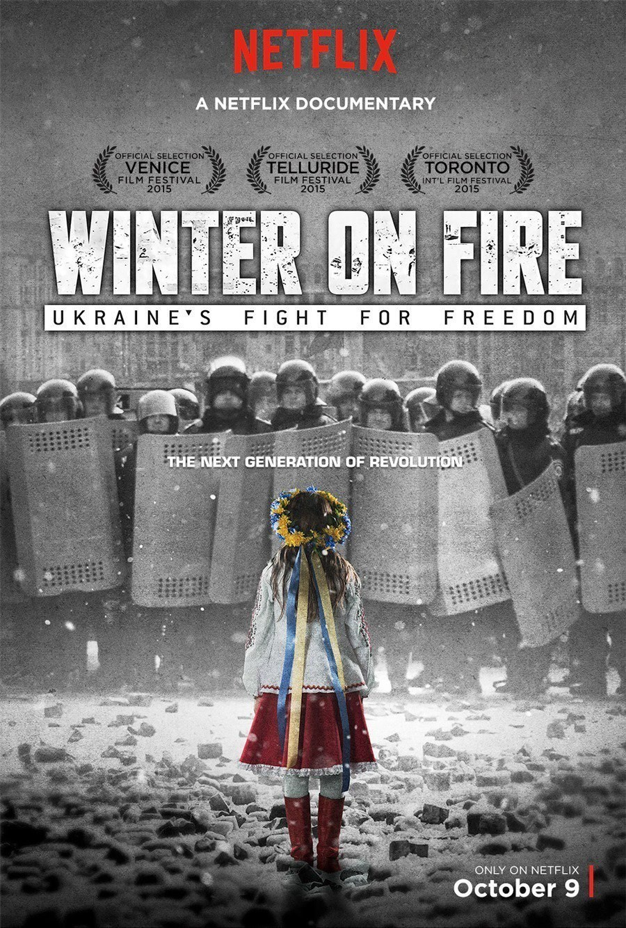 Winter on Fire: Ukraine's Fight for Freedom 2015 - Full (HD)