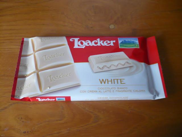 Cioccolato Loacker White