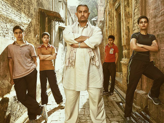 film review dangal aamir khan in hindi