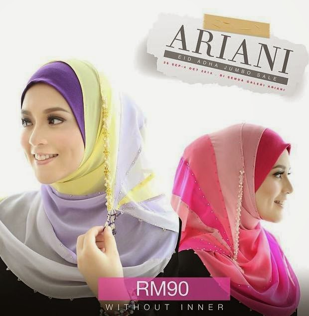 Butik Ariani Sale | chempaka in the house ariani sale