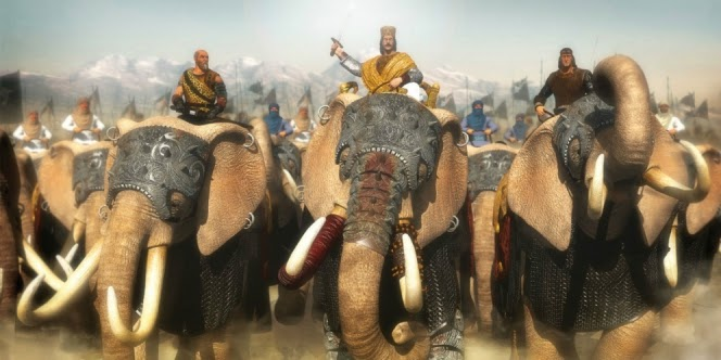 Revealed These Kaaba Elephant Destroyer Forces Route
