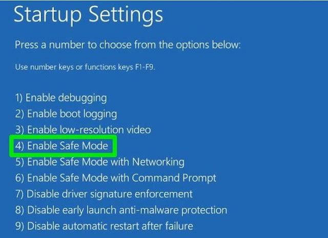 Windows 10 Gagal Booting