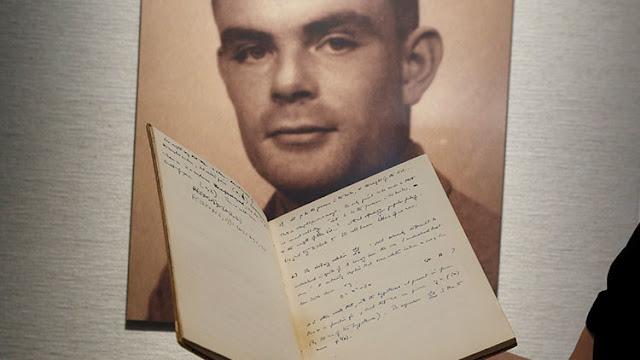 """Encuentran casi 150 cartas inéditas de Alan Turing: """"Detesto EE.UU."""""""