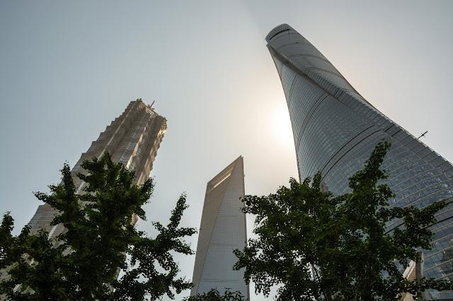 Shanghai, Šanghaj, Pudong, china, čína