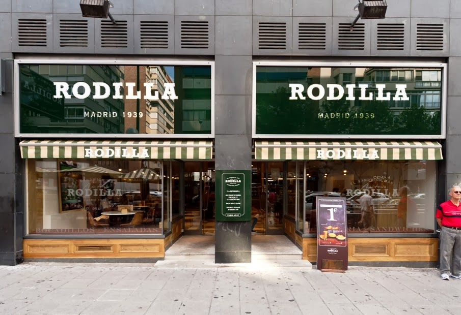 Restaurantes Madrid Rodilla