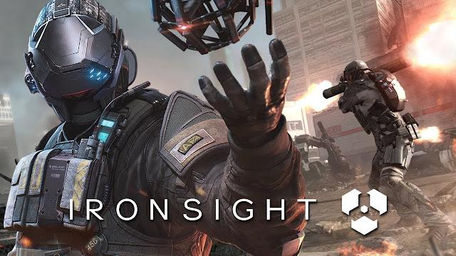 تحميل لعبة التصويب ايرون سايت ironsight للكمبيوتر كاملة برابط واحد مباشر مضغوطة
