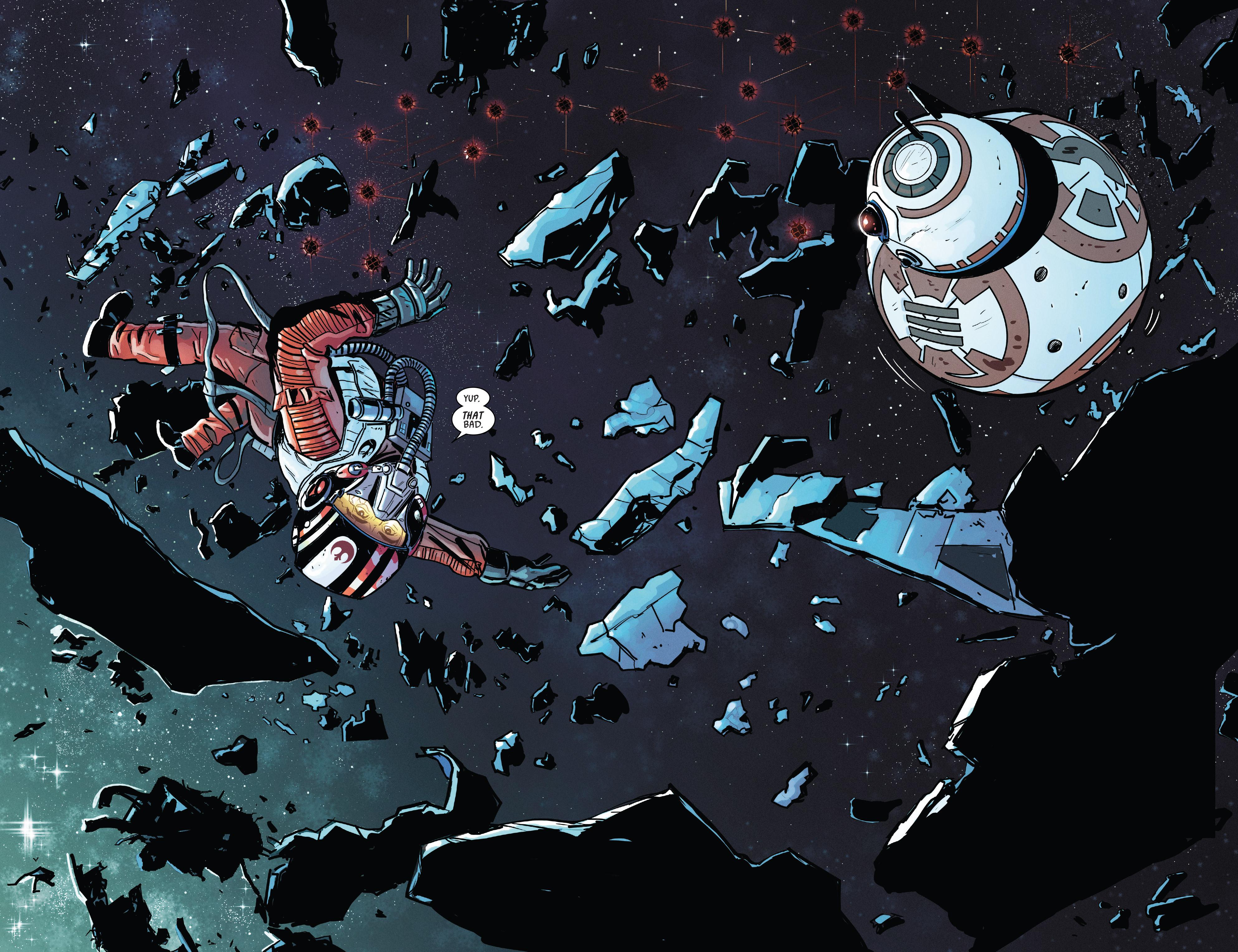 Read online Star Wars: Poe Dameron comic -  Issue # _Annual 1 - 6