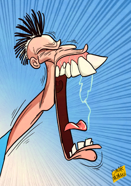Marek Hamsik cartoon caricature