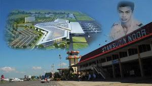 Menguak Asal-usul Nama Bandara Syamsudin Noor