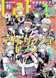 """Idolish 7 Re:member"" el próximo manga de la franquicia Idolish realizado por Arina Tanemura"