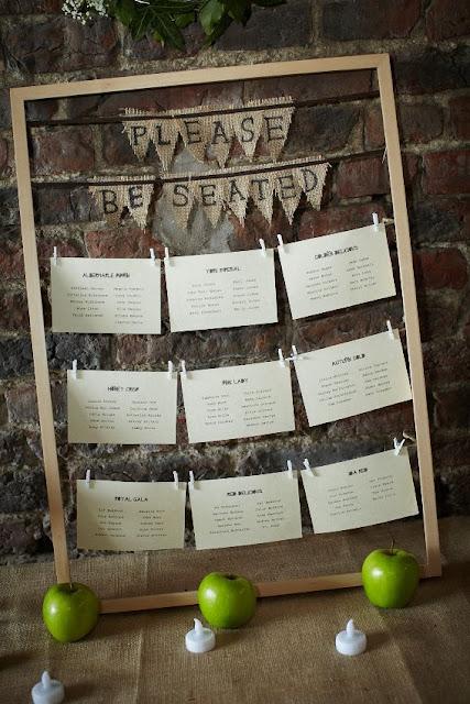 ideas bonitas para bodas vintage