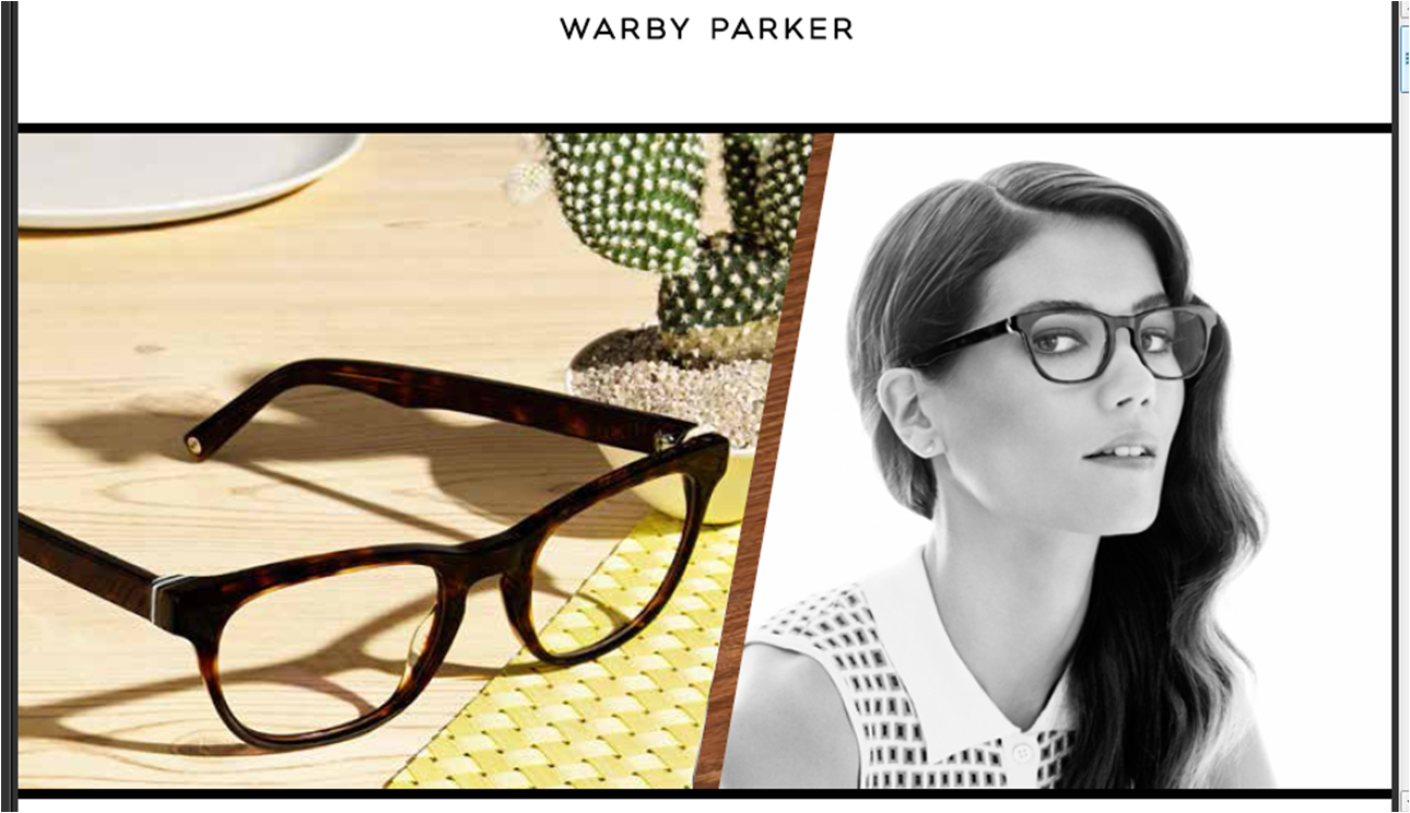 Home Place: Warby Parker Glasses and Sunglasses for the Hipster in You