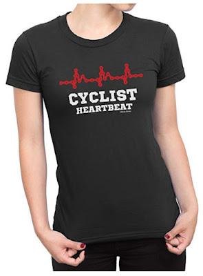 Regalos originales para ciclistas: Camiseta ciclismo mujer