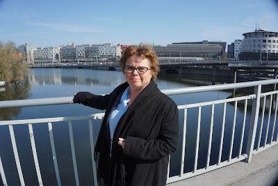 Foto på Maria Wolrath Söderberg