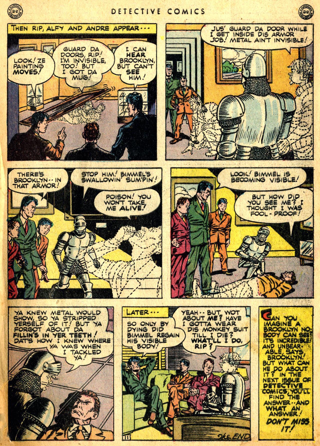 Read online Detective Comics (1937) comic -  Issue #117 - 49