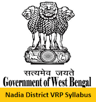 Nadia District VRP Syllabus 2017
